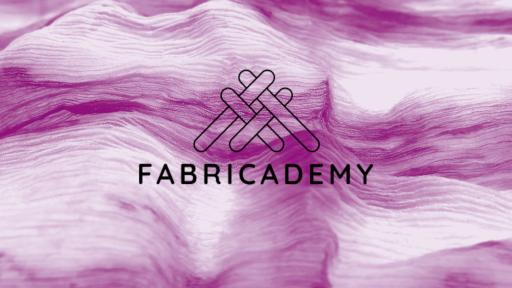 Fabricademy 2019