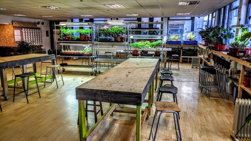 Green Lab | FabLabs